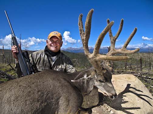 Colorado Velvet 190 Buck 09