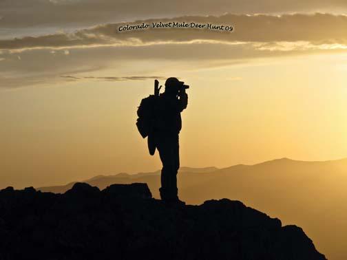 Mike Nevada Antelope Hunt 09