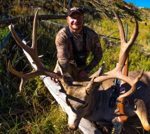 Ike's CO Buck 14