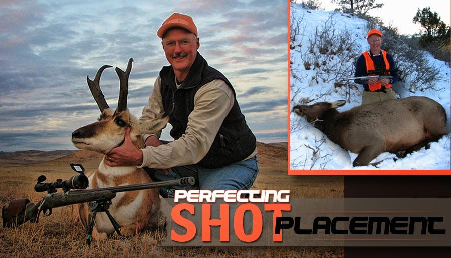 Perfecting Shot Placement Eastmans Official Blog Mule Deer