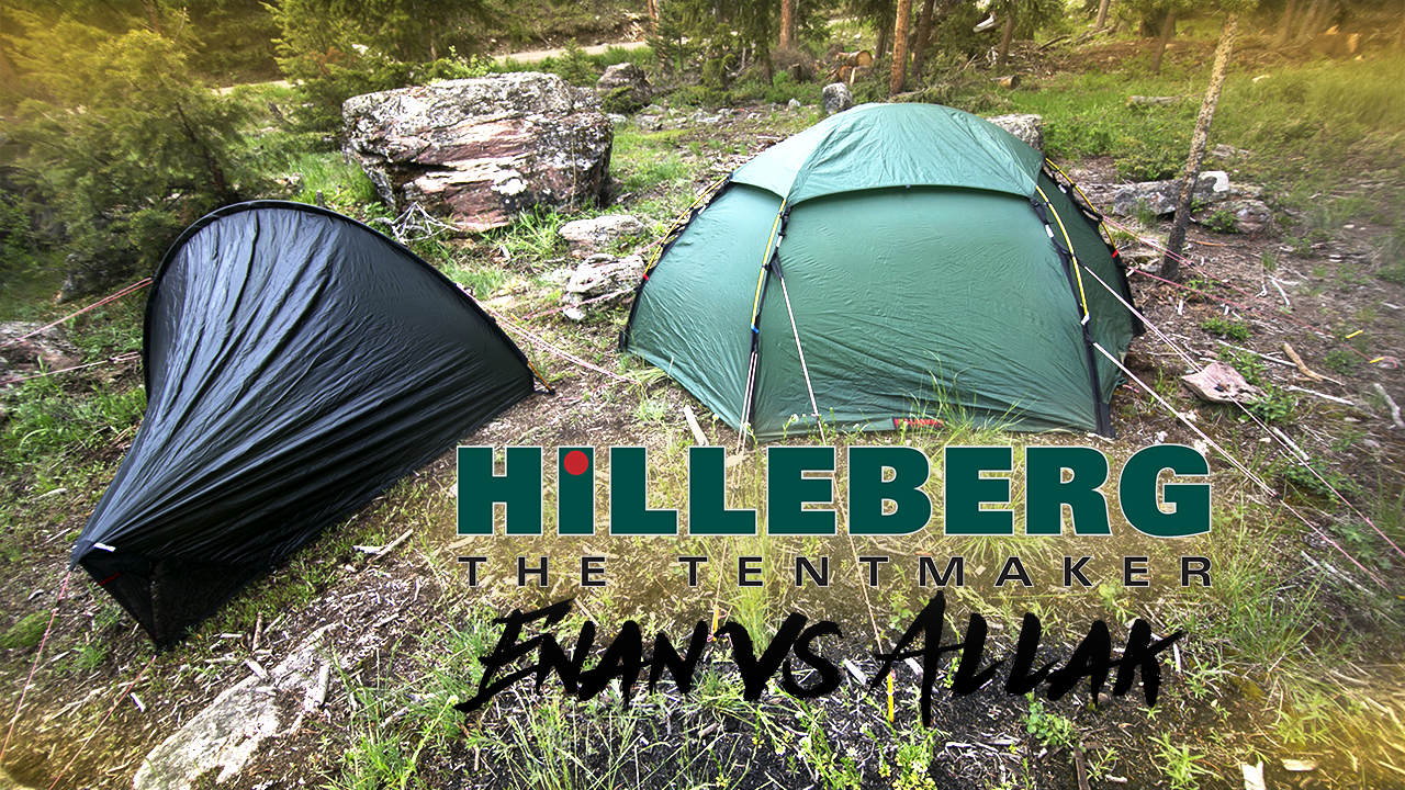 Hilleberg6 & Hilleberg Tents: Enan vs. Allak - Eastmansu0027 Official Blog | Mule ...