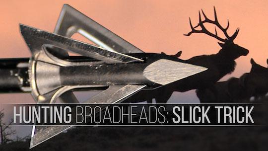 Broadhead penetration test