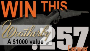 Eastmans Weatherby giveaway 8 16