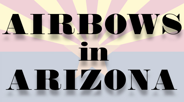Airbows in arizona for Az game and fish portal