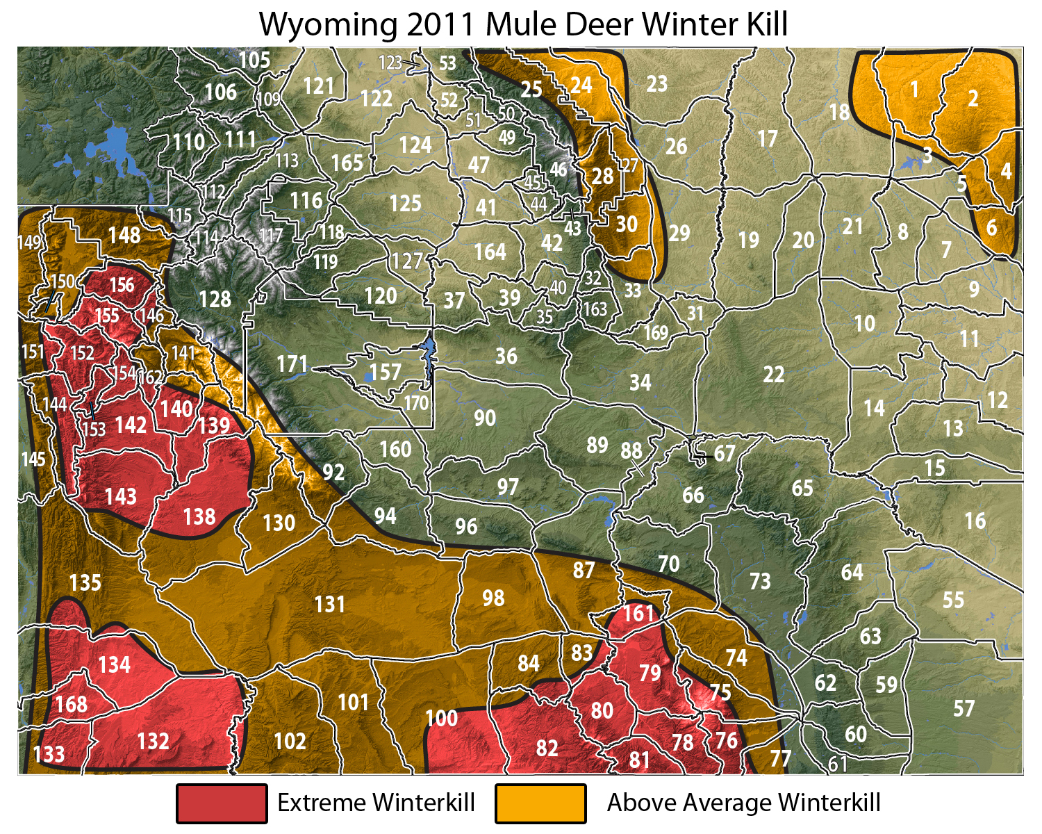 WY Mule Deer: Stop the MADNESS!!! - Eastmans\' Official Blog | Mule ...