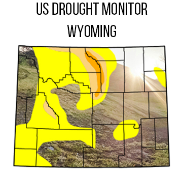 USDroughtMonitorWyomingStateOnly