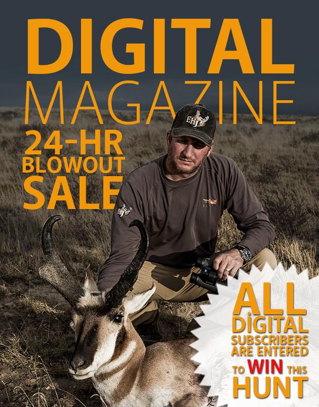 2017 antelope hunt 3 17