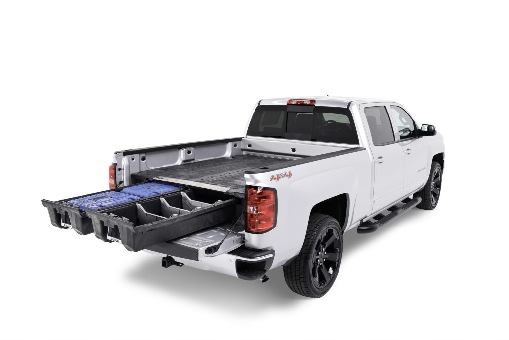 The DECKED truck bed drawer storage system .decked.com was developed to solve the problem we all face of constantly dealing with critical gear that needs ...  sc 1 st  Eastmanu0027s Blog - Eastmansu0027 Hunting Journals & Organized Chaos: Taming Your Truck Bed with DECKED
