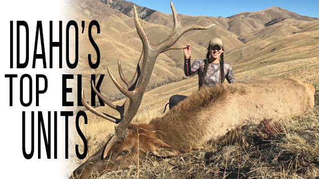 idaho s top elk units eastmans official blog mule deer