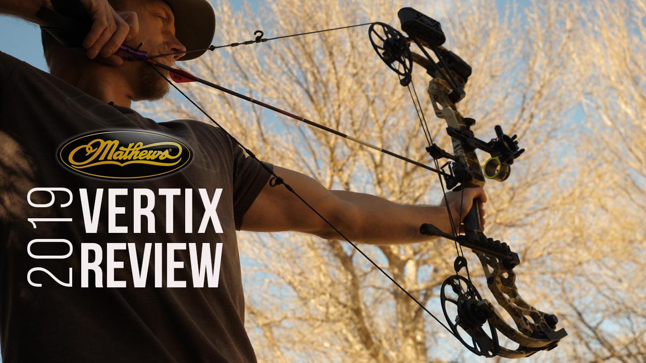 Bow Review: 2019 Mathews Vertix - Eastmans' Official Blog | Mule