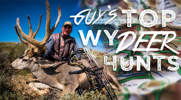 Guy's Top Mule Deer Hunts: 2019 Edition - Eastmans' Official
