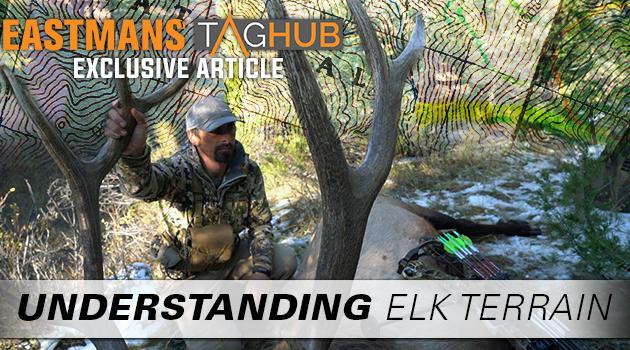Understanding Elk Terrain
