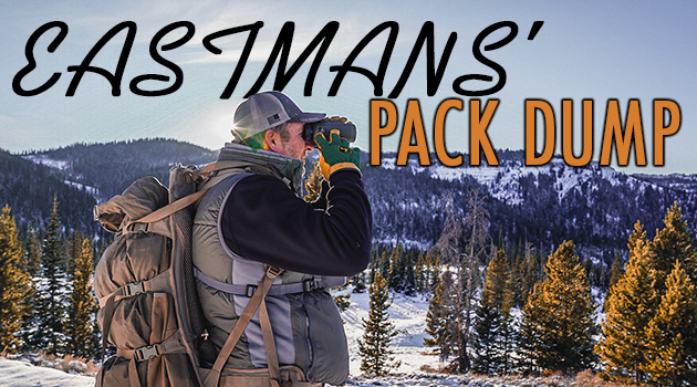 What's In Our Packs?!