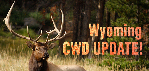 Wyoming CWD Update
